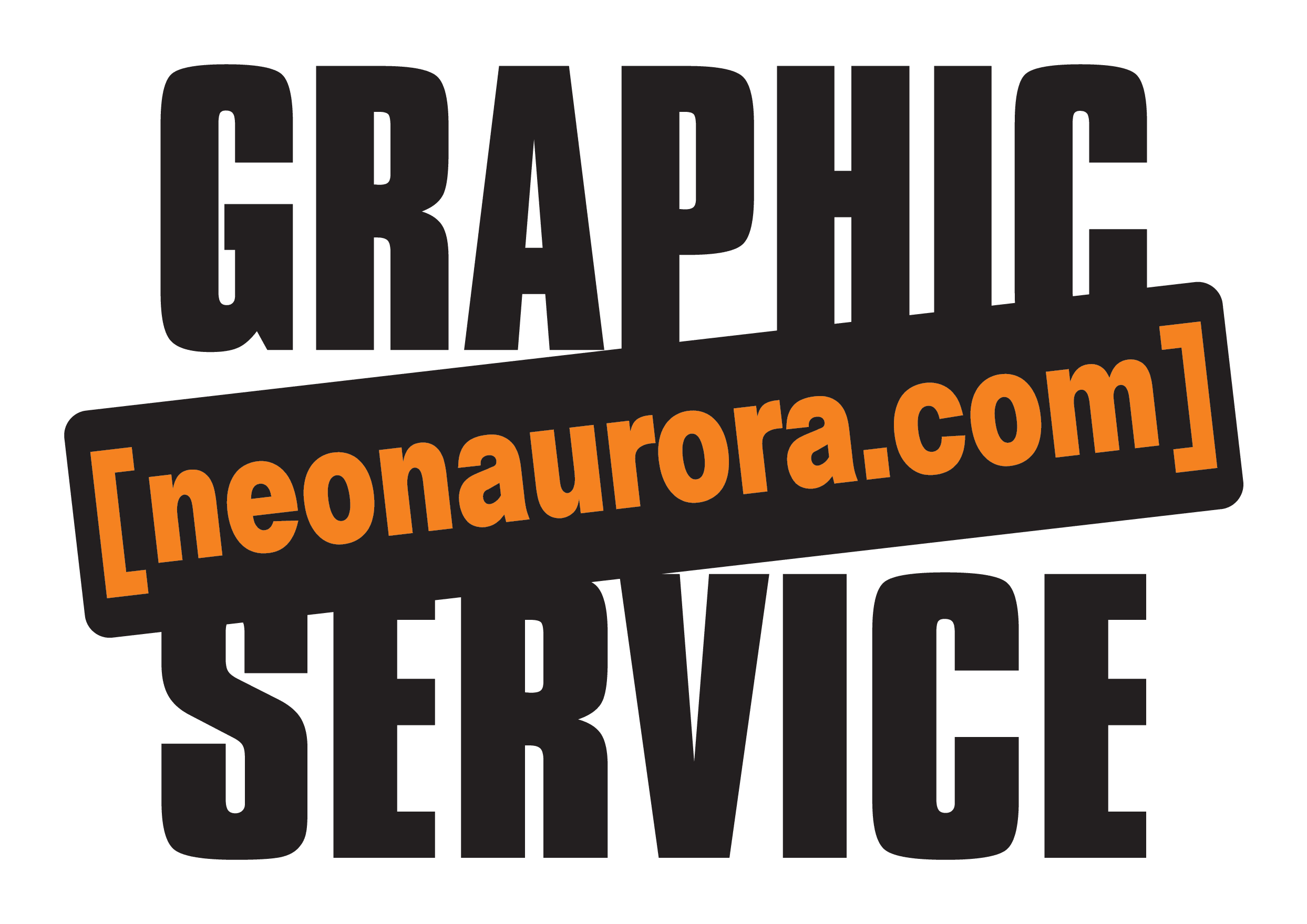 NEON AURORA by Graphic Service